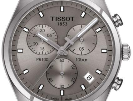 Tissot PR 100 Chronograph Men's Watch Ref. T101.417.11.071.00