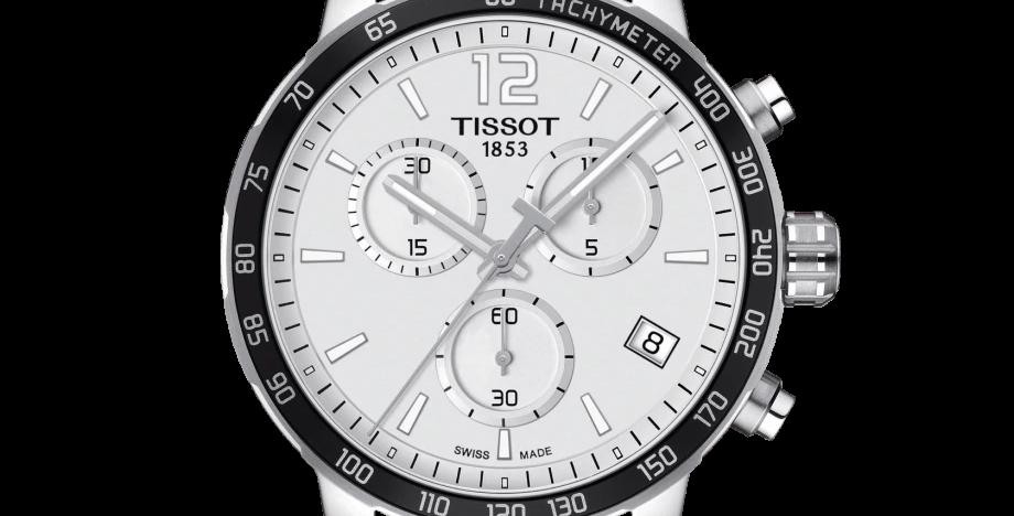 Tissot Quickster Miami Heat Men's Watch Ref. T095.417.17.037.08