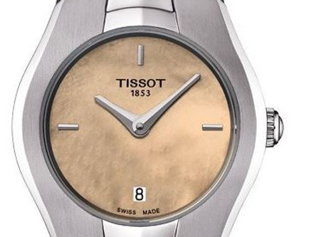 Tissot T-Trend T-Round Women's Watch Ref. T096.009.11.431.00