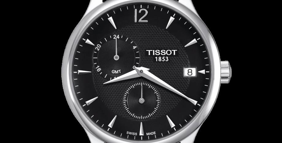 Tissot Tradition GMT Men's Watch Ref. T063.639.16.057.00