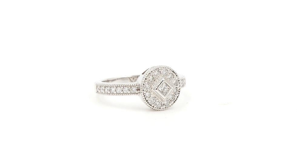 Alor Diamond Ring Ref. 02-08-8012-11