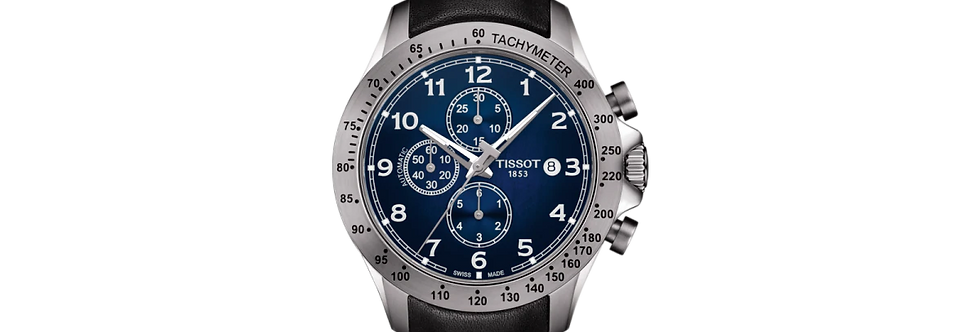 Tissot V8 Automatic Chronograph Men's Watch Ref. T106.427.16.042.00