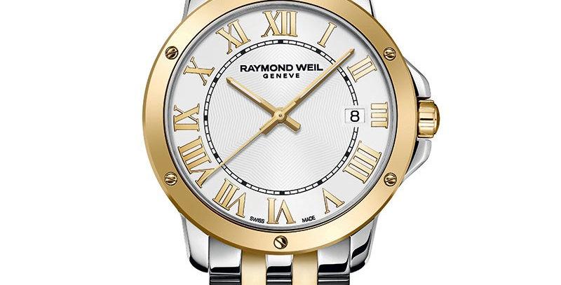 Raymond Weil Tango Two-Tone Stainless Steel Men's Quartz Watch 5591-STP-00308