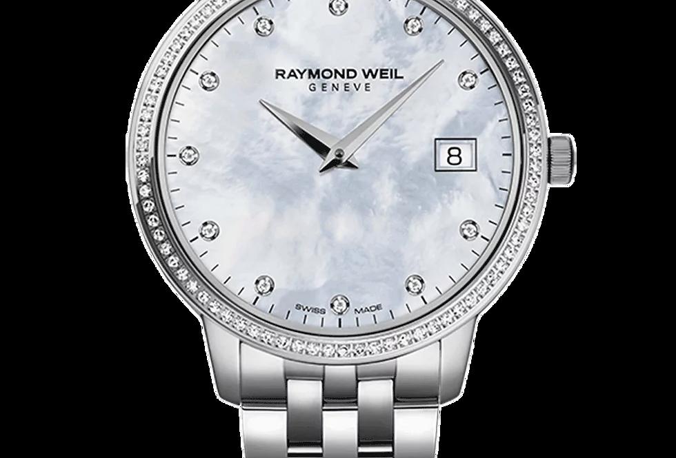 RAYMOND WEIL TOCCATA Ref. 5388-STS-97081