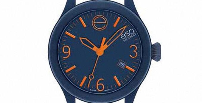 ESQ One Strap Watch Navy Watch Ref. 07301441