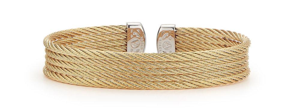 Alor Yellow Cable Mini Cuff Ref. 04-37-S605-00