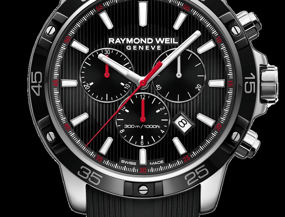 RAYMOND WEIL TANGO 300 Ref. 8560-SR1-20001