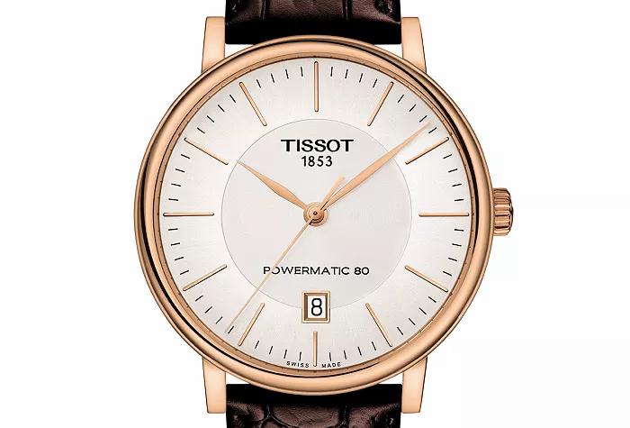 Tissot Carson Premium Powermatic 80 Men's Watch Ref. T085.407.36.011.00