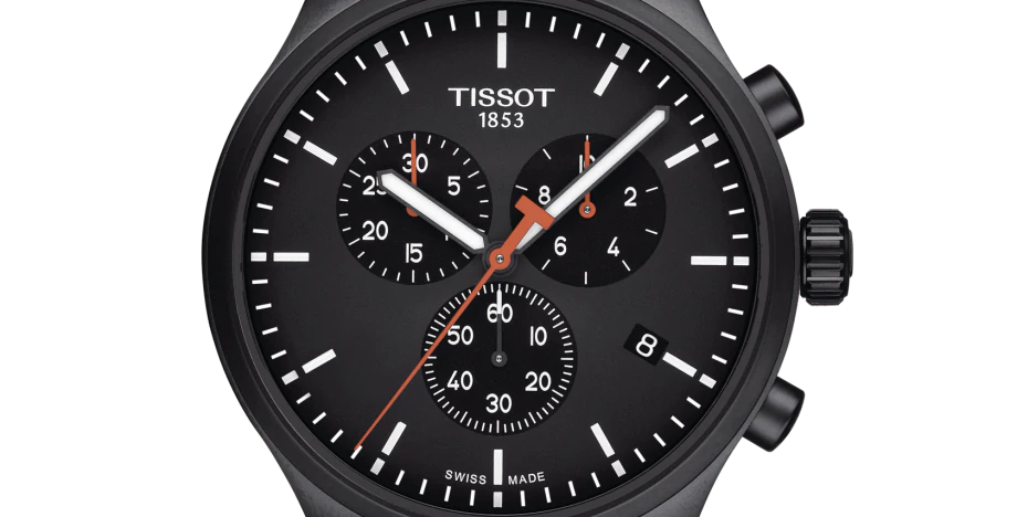 Tissot Chrono XL NBA Collector Men's Watch Ref. T116.617.36.051.08