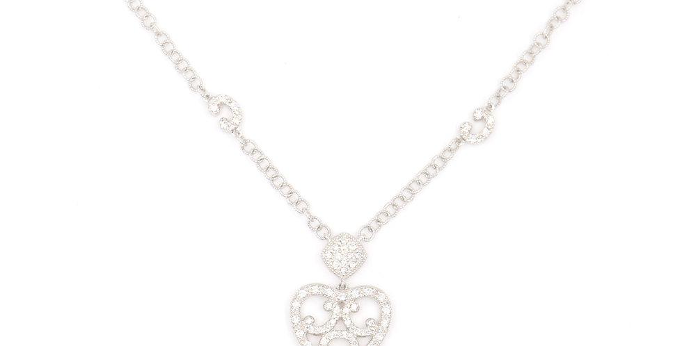 Alor 18k White Gold Necklace Ref 08-08-7266-11