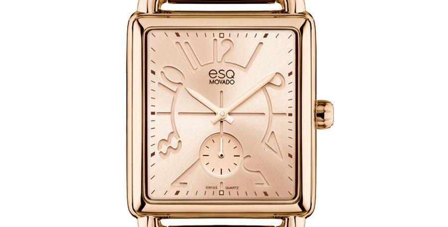 ESQ Origin Rose Gold Ladies Watch