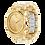 Thumbnail: MOVADO BOLD METALS Ref. 3600258