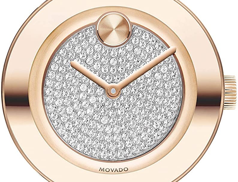 MOVADO BOLD T-BAR DIAMOND Ref. 3600493