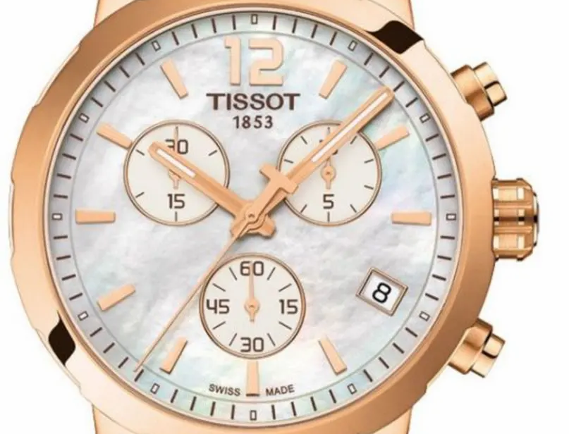 Tissot Quickster Men's Watch Ref. T095.417.36.117.00