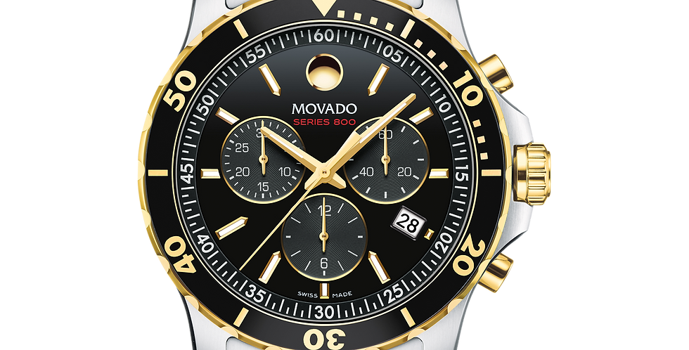 MOVADO SERIES 800 Ref. 510-00107