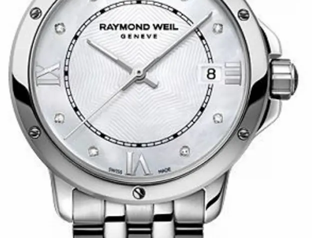 RAYMOND WEIL TANGO Ref. 5391-ST-00995