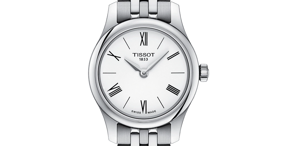 Tissot Tradition 5.5 Lady Ladies Watch Ref. T063.009.11.018.00