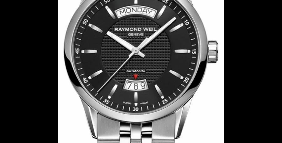 RAYMOND WEIL FREELANCER Ref. 2720-ST-20001