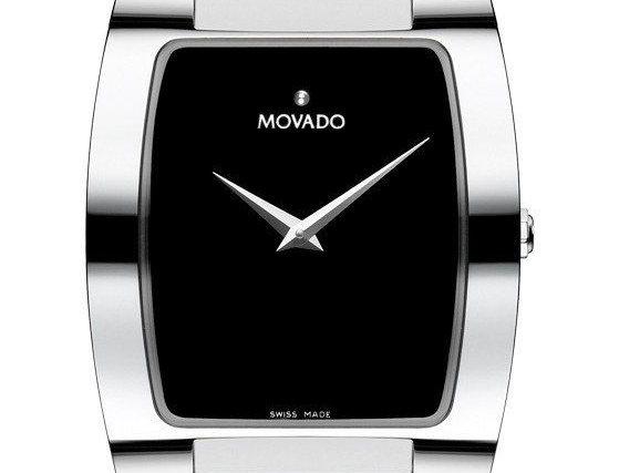 Movado Fiero Stainless Steel Men's Watch 0605621