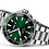Thumbnail: ORIS Aquis Date Green Dial Men's Watch 01 733 7730 4157-07 8 24 05PEB