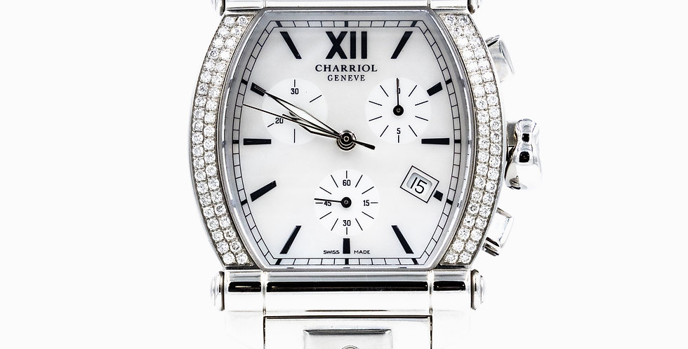 COLVMBVS DIAMOND WOMEN'S WATCH
