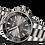 Thumbnail: ORIS Aquis Titanium Date Men's Watch 01 733 7730 7153-07 8 24 15PEB