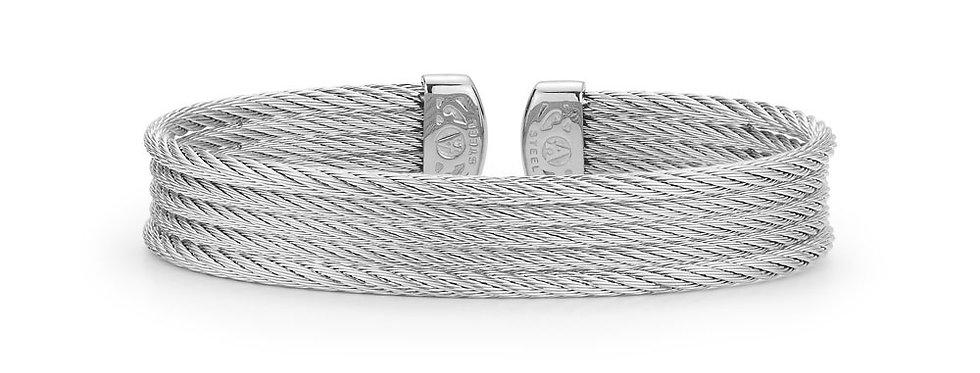 Alor Grey Cable Mini Cuff Ref. 04-32-S605-00