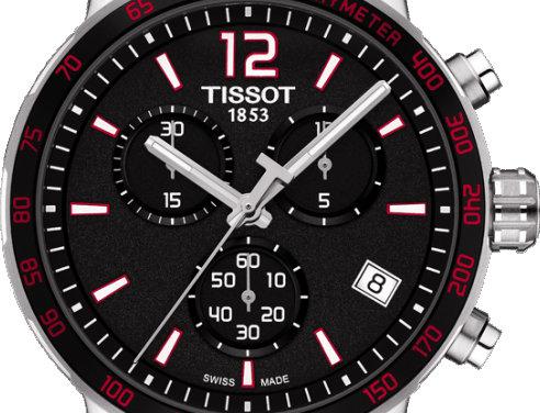 Tissot Quickster Men's Watch  Ref. T095.417.11.057.00