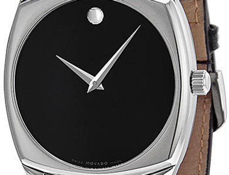 Movado Museum Automatic Stainless Steel Men's Watch 0605317