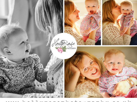 Gainsborough Mummy and Me Photoshoot | Hayley & Tilly |  Retford Family Photographer