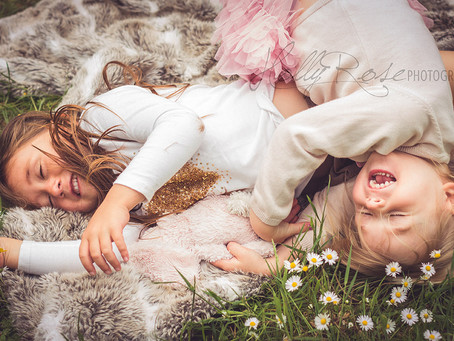 Lexi & Isla - Sisters | Doncaster Siblings Photoshoot | Doncaster Children's Photographer