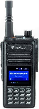 Radio PoC Nextcom NC600