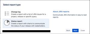 Create a Jira Status Report in Confluence