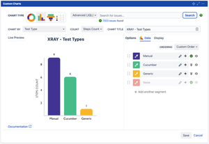 Jira automated testing cucumber reports