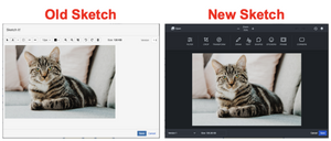 Sketch for Confluence Image editing Improved Design