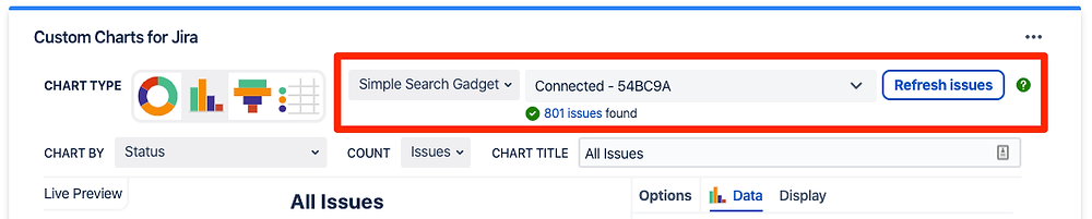 Save Jira Filters for Teams