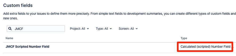JMCF Scripted Fields