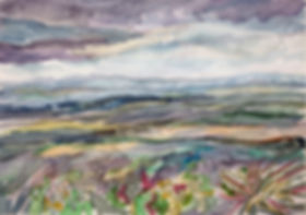 Kalle Andersson, Karl Andersson, Kallebild, Konstnär, Artist, Bildkonstnär, Painter, Målare, Skulptör, Sculptor, Svensk konstnär, Swedish artist, Västkust målare, West Coast painter, Uddevalla, Bohuslän, Eriksberg,  målning, painting, konstverk, artwork, kolorist, colorist, porträtt. portrait, konst, art,   Naturskildrare, Natural portrayer, akvarellmålning, watercolor painting, landskapsmålning, landscape painting, Algarve Portugal,