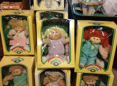 CABBAGE PATCH KIDS INVASION!