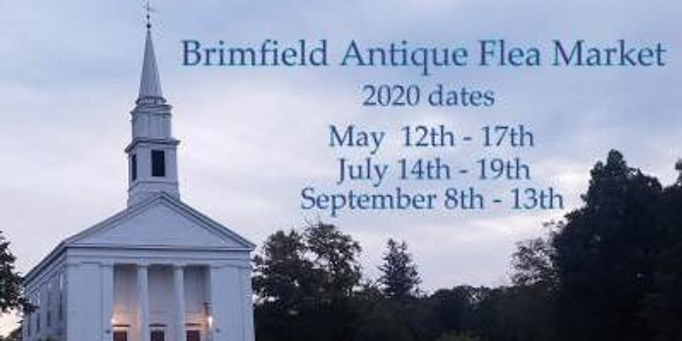 Brimfield Antique Flea Market 2020