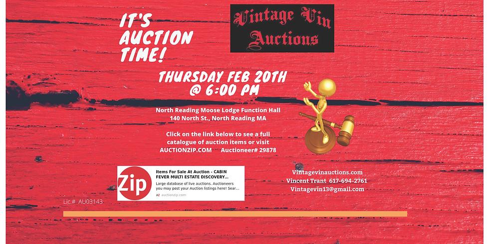 February Auction