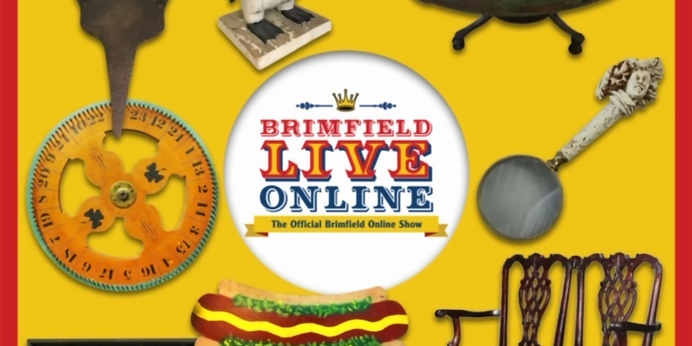 The Official Brimfield Live Online July 2020 on Ruby Lane