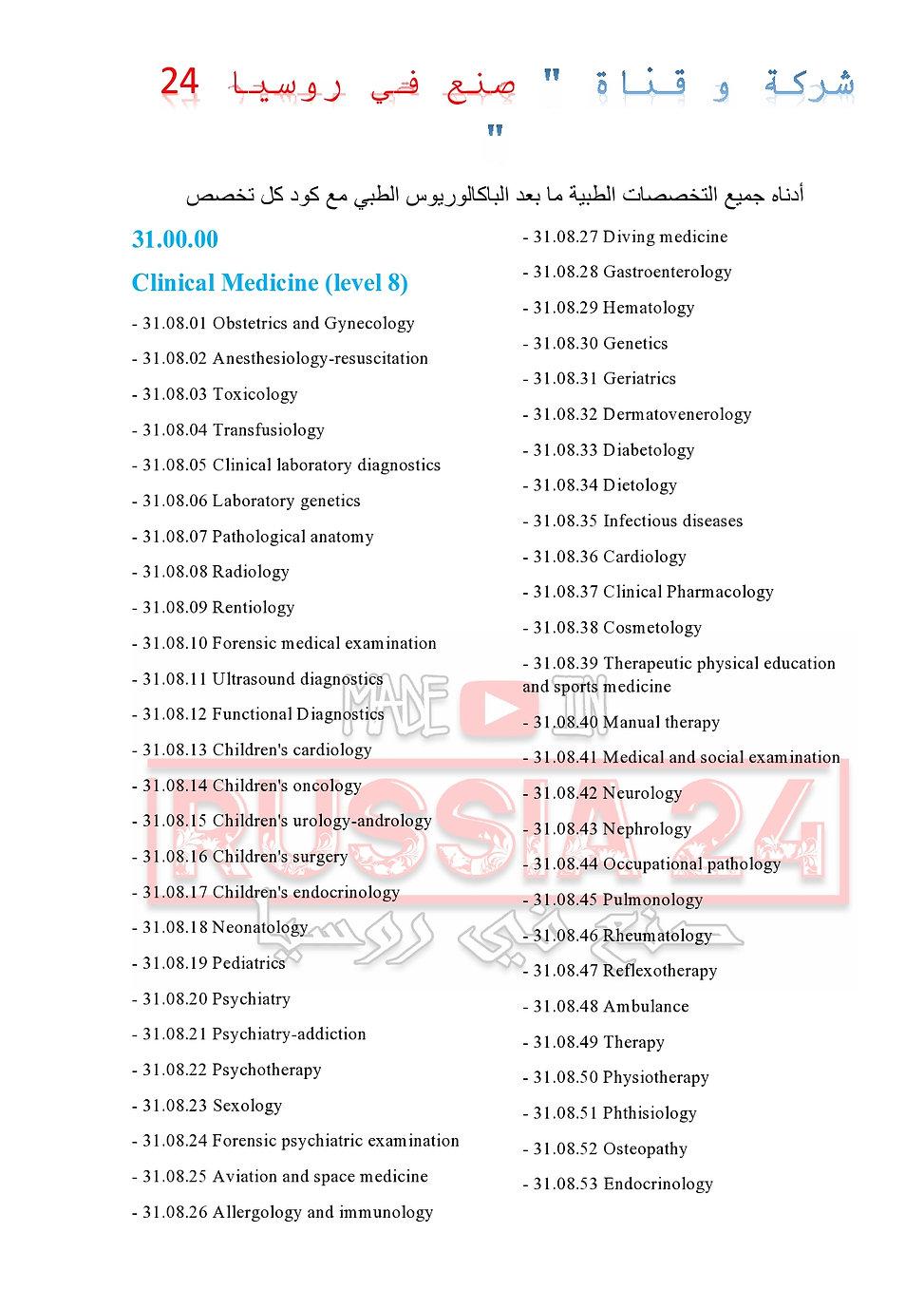 التخصصات الطبية مع الكود-page0001.jpg
