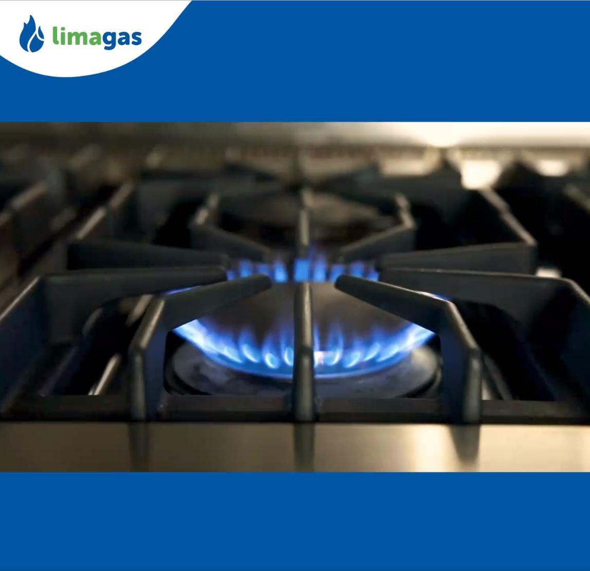 Gas Envasado para uso domestico