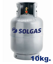Gas + envase 10kg Normal