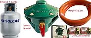 Kit completo Normal 10Kg (gas + envase y regulador)
