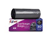 Ezee Plastic Garbage Bag - 19X21 Inch, 9