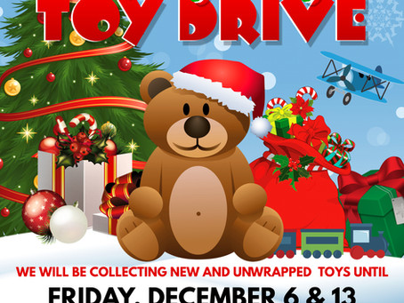Christmas Toy Drive!