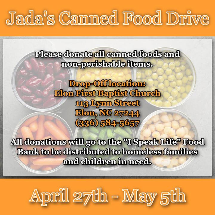 Jada's Project