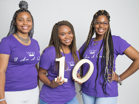 Support I Am A Queen's 10-Year Anniversary Campaign